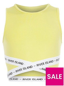 river-island-girls-yellow-strappy-elastic-crop-top
