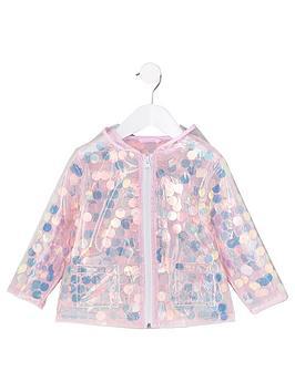 river-island-mini-girls-pink-iridescent-sequin-raincoat