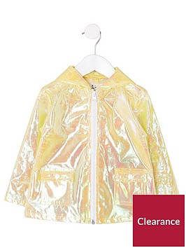 river-island-mini-girls-yellow-iridescent-raincoat