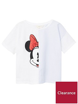 mango-girls-minnie-tshirt
