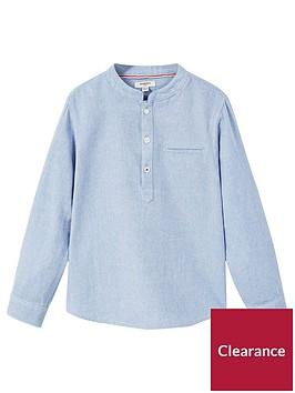 mango-boys-grandad-collar-shirt