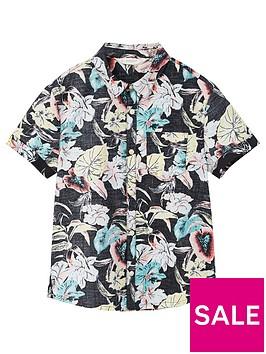 mango-boys-floral-short-sleeve-shirt