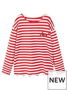mango-girls-stripe-tshirt