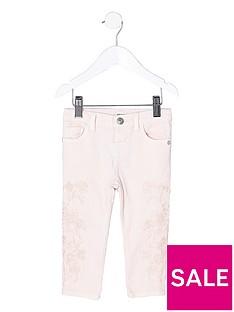 river-island-mini-girls-pink-amelie-embroidered-skinny-jea