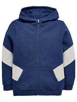 v-by-very-colour-block-panel-zip-through-hoody