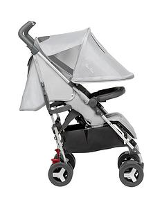silver-cross-reflex-stroller-black