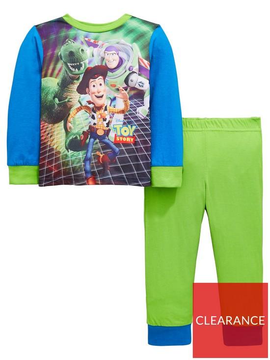 a58ddfe842 Toy Story Boys Pyjamas