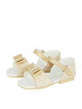 monsoon-baby-girls-premium-bow-metallic-walker-sandal