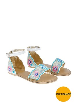 monsoon-girls-embroidered-metallic-scalloped-sandal