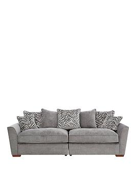 kingston-fabric-4-seater-scatter-back-sofa