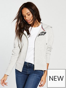 tommy-jeans-logo-zip-hoodie-light-grey