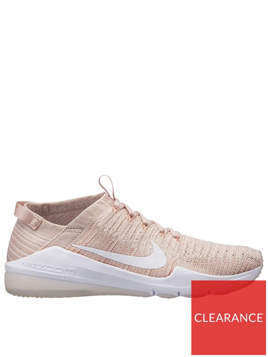 40d182807edc Nike Air Zoom Fearless Flyknit 2 - Beige White