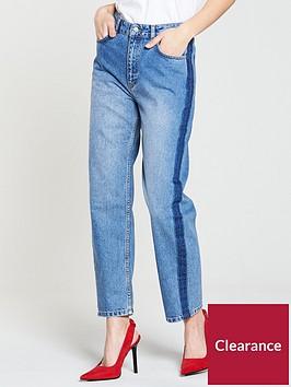 moss-copenhagan-stripe-jeans-light-blue