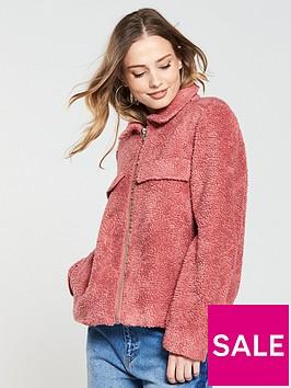 moss-copenhagan-moss-copenhagen-alira-teddy-jacket