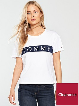 tommy-jeans-bold-logo-tee-whitenbsp