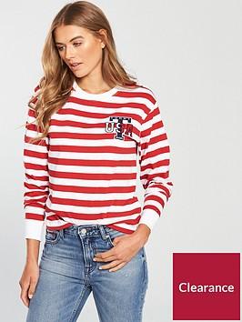 tommy-jeans-stripe-logo-long-sleeve-top