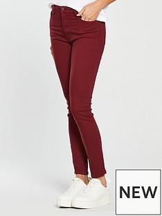 tommy-jeans-high-rise-skinny-santana-jean-rumba-rednbsp