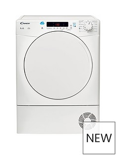 candy-csc8dfnbsp8kgnbspload-condenser-tumble-dryer-with-smart-touch-white