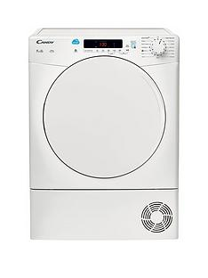 Candy CSC9DF 9kg Freestanding Condenser Tumble Dryer - White Best Price and Cheapest