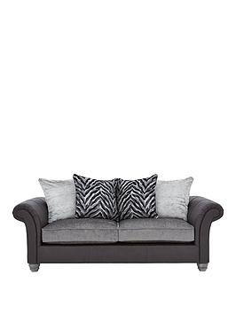 kenya-fabric-and-faux-leather-3-seater-scatter-back-sofa