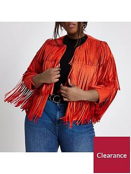 ri-plus-fringe-jacket--red
