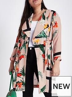 ri-plus-printed-duster-jacket--pink