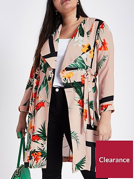 ri-plus-printed-duster-jacket--pink