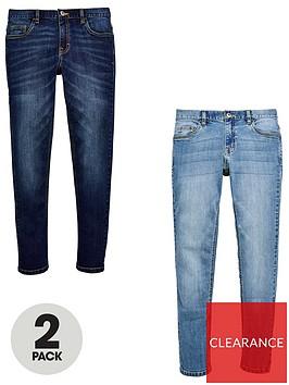 v-by-very-2-pack-dark-and-light-wash-skinny-jeans-denim
