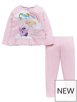 character-my-little-pony-girls-frill-pj-set
