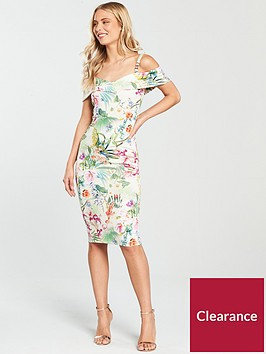 v-by-very-floral-scuba-bodyconnbspdress-mintnbsp