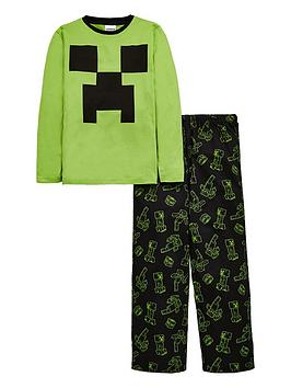 minecraft-boys-pyjamas-set