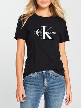 calvin-klein-jeans-monogram-logo-t-shirt-black