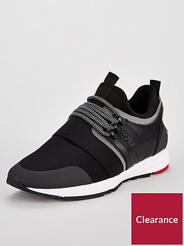 boss-running-hybrid-trainer-black