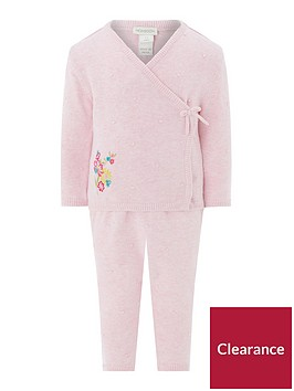 monsoon-newborn-baby-eloise-knitted-set