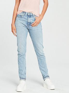 Calvin Klein Jeans Calvin Klein High Rise Mom Jean