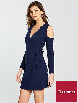 v-by-very-wrap-jersey-crepe-dress