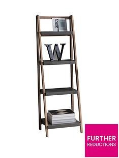 hudson-living-lomborg-ladder-shelf