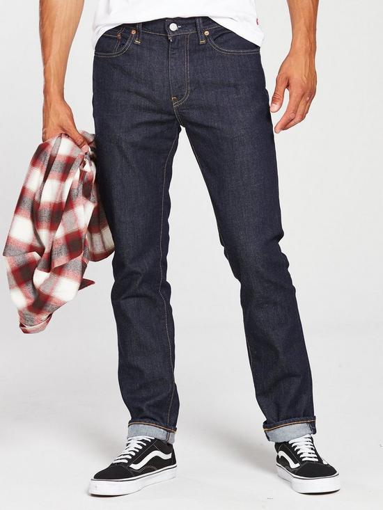 889ddd18b5dc Levi's 511 Slim Fit Jeans - Rock Cod | very.co.uk