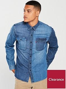 levis-levis-jackson-worker-denim-shirt