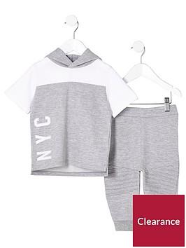 river-island-mini-boys-grey-marl-hoodie-joggers-outfit