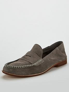 kg-kg-apron-detailed-stitch-apron-saddle-loafer