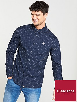 pretty-green-pretty-green-horlock-long-sleeve-polka-dot-shirt
