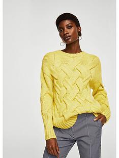 mango-knitted-braided-jumper