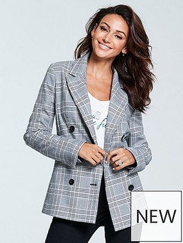 michelle-keegan-tailorednbspjacket-check