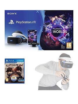 playstation-vr-playstation-vr-starter-pack-with-bravo-team-with-optional-extra