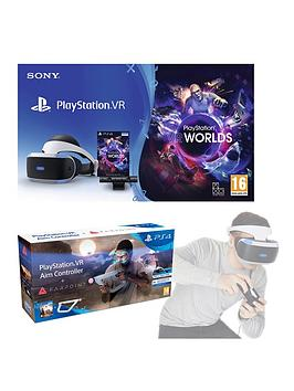 playstation-vr-starter-pack-with-farpoint-and-playstation-aim-controller