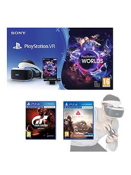 playstation-vr-starter-pack-with-gran-turismo-sport-and-farpoint