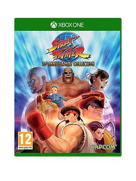 xbox-one-street-fighter-30th-anniversary-collection-xbox-one