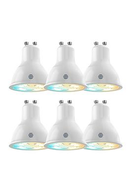 hive-active-light-gu10-cool-to-warm-whitenbspled-spotlights-6-pack