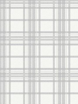 superfresco-easy-tartan-silver-wallpaper